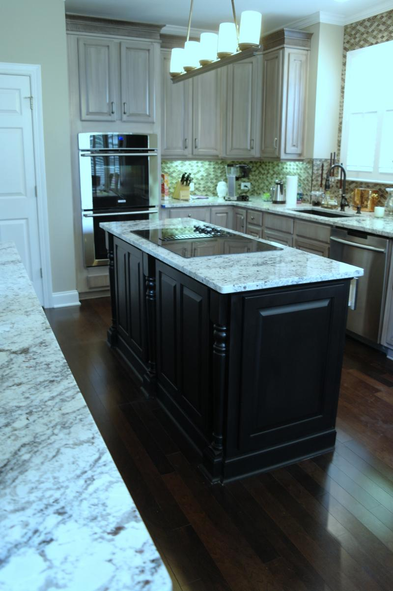 Juliet Jones Studio - Kitchen Island Cabinets * No refund on custom ...